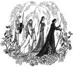 Contes de Beedle le Barde - La Fontaine de la Bonne Fortune