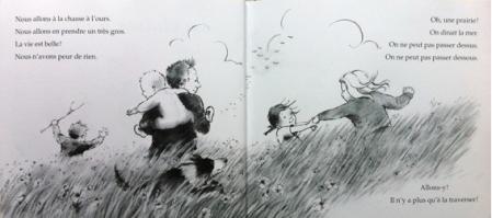 La chasse à l'ours - illustration 1