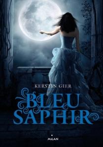 La trilogie des gemmes - T2 Bleu Saphir