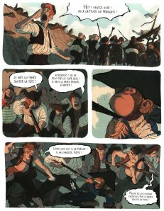 Le singe de Hartlepool - planche 2