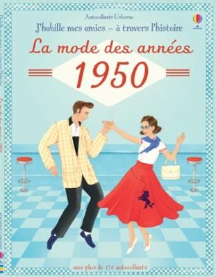 La mode des années 1950