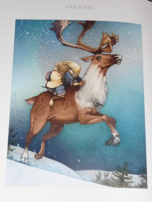 Contes Andersen - La reine des neiges