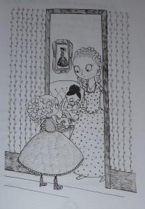 Maisie Hitchins T2 illustration 1