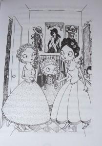 Maisie Hitchins T2 illustration 2