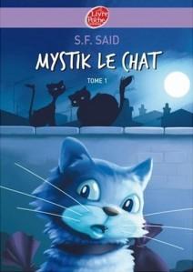 Mystik le chat T1