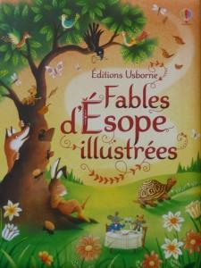 Les fables d'Ésope illustrées