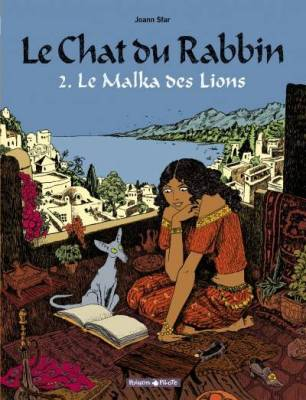Le chat du rabbin - T2