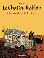 Le chat du rabbin - T5