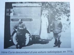 Marie Curie une scientifique en guerre (2)