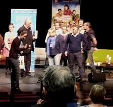 Philippe Jaenada - remise du prix (2)