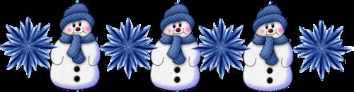 séparation bonhomme de neige
