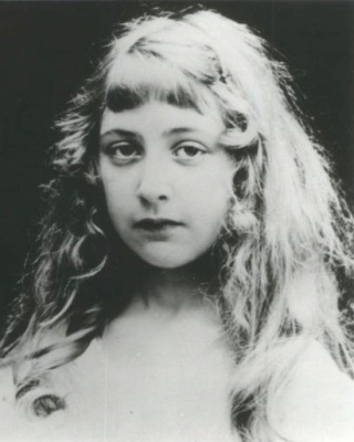 Agatha_Christie enfant