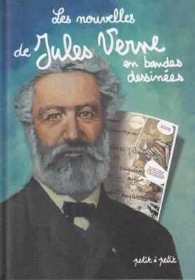 Les nouvelles de Jules Verne en bande-dessinées